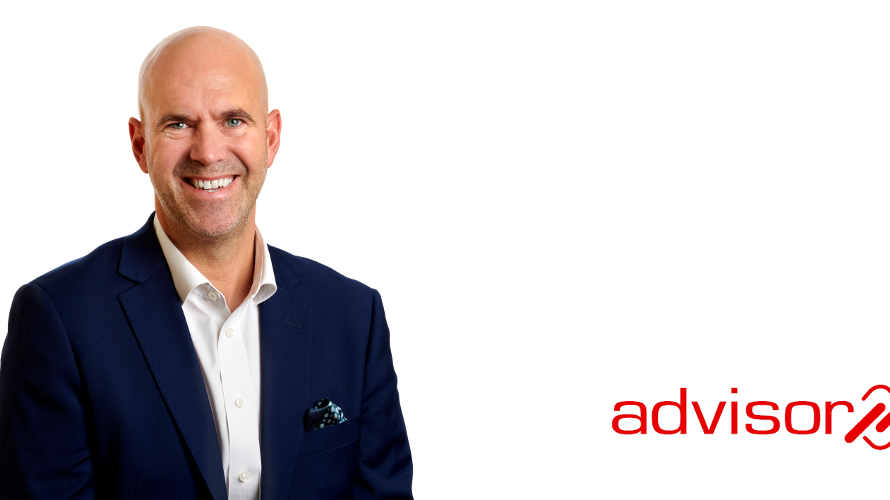 Rune Haraldsen obejmuje funkcję CEO w grupie Advisor
